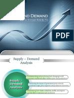 Kuliah 2 - Supply and Demand