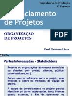 1.3 - Pro - Gerprojetos - Organizacao de Projeto