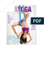 LA Yoga Magazine, March 1, 2013, Patagonia