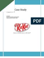 Kit Kat Case Study
