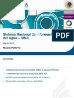3 Ricardo Pizzuto_ Sistema Nacional de Información del Agua 2012