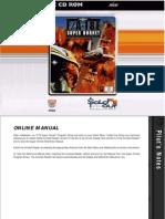 FA-18E Super Hornet - Pilots Notes - PC