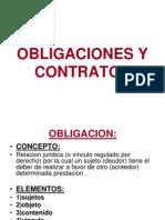 Obligaciones y Contratos 1