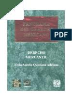 Derecho Mercantil - Elvia Quintana Adriano