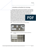 Cisco StackWise Technology White Paper