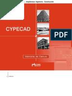 109912310 CYPECAD Memoria de Calculo 2