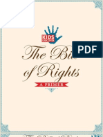 Bill of Rights Give Away Packet