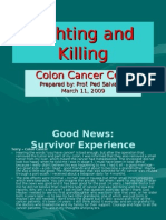 Killing Colon Cancer Cells