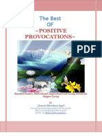 Best of ~Positive Provocations~