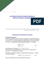Ciccarone Ottimizzazione intertemporale