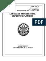 Defense Language Steering Committee
