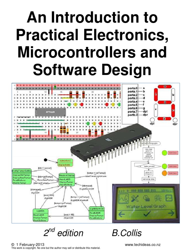 Introtopracticalelectronicsmicrocontrollersandsoftwaredesignpdf Circuit Simulator 555 Internals Electronic Circuits Power Supply