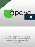 ApaveMare Training 2013