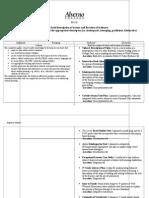 portfolio - candidate portfolio evidence record sheet