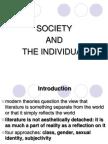 02 Society and the Individual