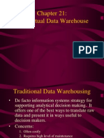 Chapter-21The Virtual Data Warehouse