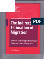 Book that contains several references about my migration research with Dr. Andrei Rogers (2010)