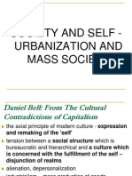 03 Society and Self - Urbanization and Mass Society