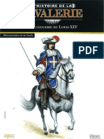 Osprey - Histoire de la Сavalerie 01 - La Cavalerie De Louis XIV