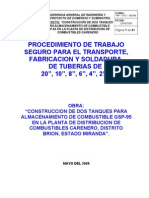 Pts 008 Fabricacion y Soldadura de Tuberias de Diferentes Diametros - Copia