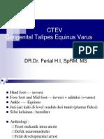CTEV presentasi