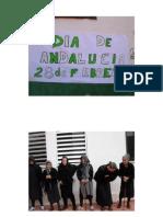 Más fotos del día de Andalucia