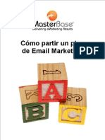 Cómo partir un plan de Email Marketingv5