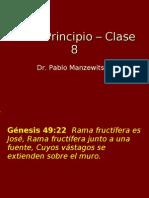 En El Principio – Clase 8