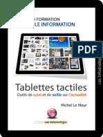 Les Tablettes Tactiles Extraits