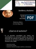 Sordera y Autismo