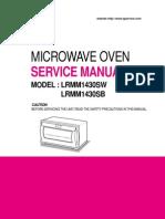 LRMM1430 Manual de Servicio