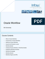 ESU Oracle Workflow Chetan