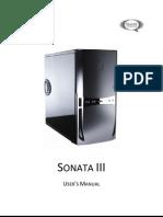 Sonata III 500 en Manual