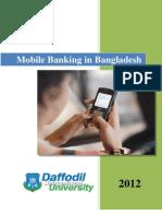 Mobile Banking in Bangladesh