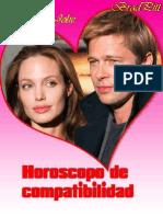 Angeolina Jolie y Brad Pitt, compatibilidad astrológica