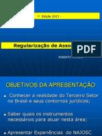 Direito do Terceiro Setor_Simpósio_Bal.Camb_2012 [Salvo automaticamente].pptx