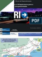 Logística e infraestrutura para a competitividade