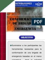 Conformacion de Brigadas SENA