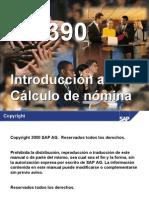 Hr390_calculo de La Nomina