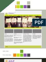 Week 10 Homework Web Mockup Phase 1 Revision