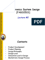 FAB30903 Lecture 2 - Product Development