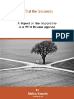 WTO at the Crossroads