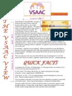 VSAAC April 2013 Newsletter