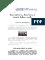 Los árabes y el elemento árabe en español.pdf