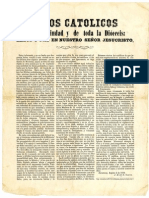 Carta Contra La Reforma