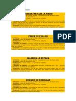 JUEGOS DE COMPETICIÓN