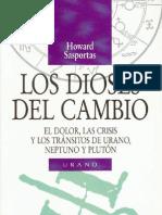 Los Dioses Del Cambio - H. Sasportas