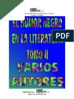 Humor Negro en Alta Literatura