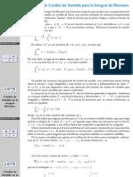 Teorema de Cambio de variable para I de Reimann.pdf