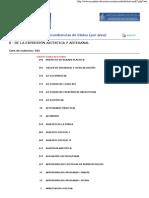 Incumbencia de Títulos EGB 3 y Polimodal